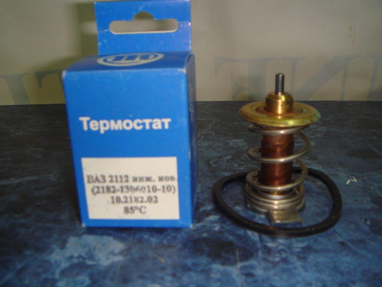 Фото №2 - элемент термостата ВАЗ 2110