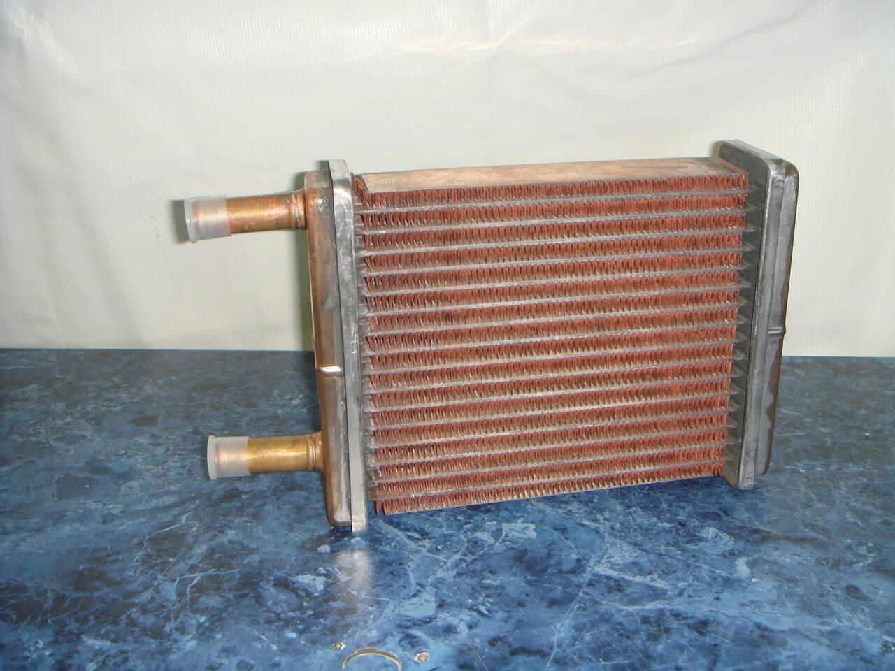 радиатор газель